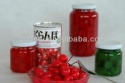 canned cherry in light syrup - product's photo