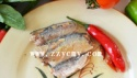 canned mackerel in brine - product's photo