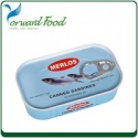canned sardine fish - product's photo