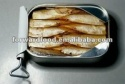 sardine in vegetable oil canned - product's photo