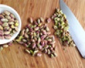 raw antep turkish pistachio kernels - product's photo