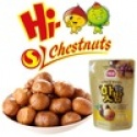 roasted organic chestnuts snacks -- natural sweet chestnuts - product's photo