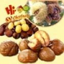 organic roasted chestnuts snacks --halal and kosher snack foods - product's photo