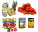 vietnam canned fruits and vegetables - product's photo