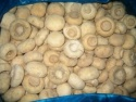 new crop frozen champignon iqf mushroom - product's photo