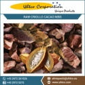 raw criollo cacao nibs - product's photo