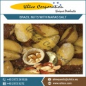 nuts with maras salt - product's photo