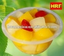 4oz fruit cup in light syrup-mixed fruit - product's photo
