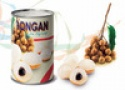 thai longan canned in syrup - product's photo