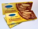 chocolate wafer biscuit 115g - product's photo