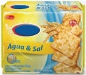 water and salt biscuit 400g - product's photo