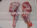 frozen halal lamb shoulder - product's photo