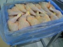 brazil origin grade a halal frozen whole chicken  - product's photo