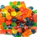 assorted fruit flavour custom soft jelly - product's photo