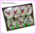 marshmallow lollipop candy - product's photo