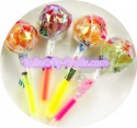 fluorescent lollipop - product's photo