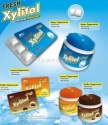 xylitol chewing gum - product's photo