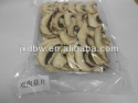 dehydrated agaricus bisporus slice - product's photo