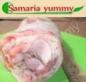 frozen pork hind feet from russia - product's photo