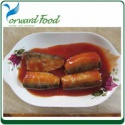 canned fish sardine in tomato sauce - product's photo