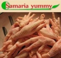 frozen chicken feets from russia - product's photo