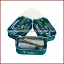 sardines in vegetable oil - product's photo