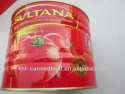 rich and thick tomato paste - product's photo