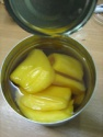 canned jackfruit in light syrup - product's photo