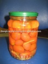 pickled cherry tomato in glass jar 720ml - product's photo