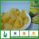 canned pineapple chunks  - product's photo