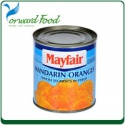 canned orange peel - product's photo