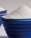 white crystalline powder xylitol - product's photo