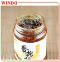 edible dried oyster champignon shiitake sauce with spicy flavor - product's photo