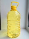 sunflower oil, crude/refined (russia origin) - product's photo