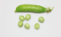 the choice green peas - product's photo