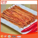 seasoned dried thread seafood snack - product's photo
