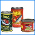 canned mackerel supplier use natural food material - product's photo
