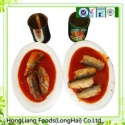 425g canned mackerel in tomato sauce - product's photo