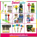 various kinds of good quality candy toys for supermarket/hypermarket - product's photo