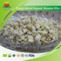 best selling freeze-dried -organic banana slice - product's photo