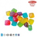 halal food gummy candy shapes - product's photo