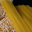 organic corn noodle(pasta) - product's photo