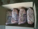 grade a frozen chicken feet, paws from brazil - product's photo