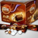 peanut chocolate snacks - product's photo