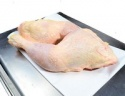 halal frozen chicken quarter legs - product's photo