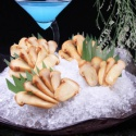 frozen wild mushrooms - product's photo