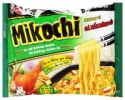noodles chicken with mushroom - product's photo