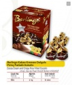 berlingo cocoa cream and crispy rice filled cocolin compound chocolate - product's photo