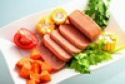 canned pork luncheon meat - product's photo