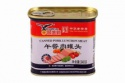 198g canned pork luncheon meat - product's photo